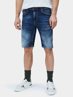 Къси дънкови панталони STANLEY - 1