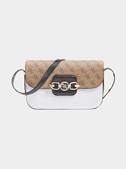 Чанта HENSELY с контрастни детайли - 1