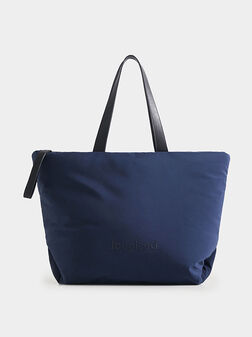 Shopping bag zipper - 1