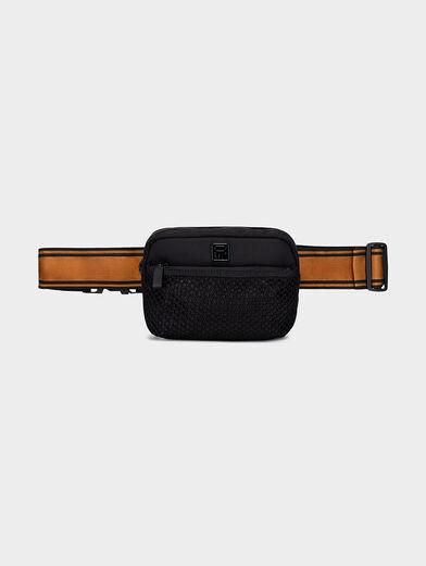 Belt bag with mesh detail - 1